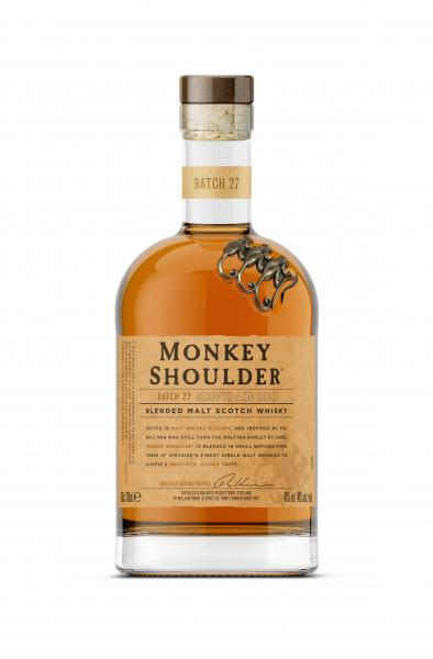 Monkey Shoulder Blended Scotch Whisky