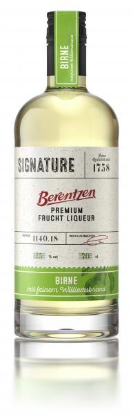 Berentzen Signature Birne 25% Vol.