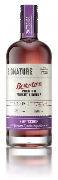Berentzen Signature Zwetschge 25% Vol.