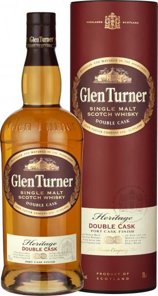 Glen Turner Single Malt Scotch Whisky