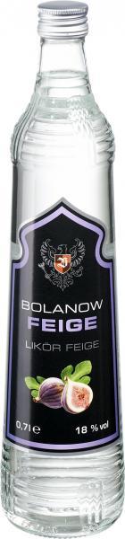 Bolanow Wodka Feige Likör