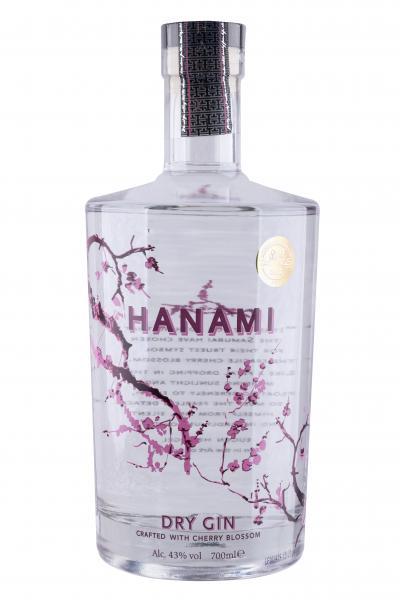 Hanami Dry Gin