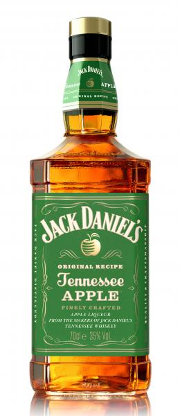 Jack Daniel's Tennessee Apple Liqueur