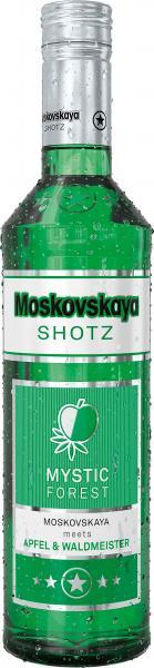 Moskovskaya Shotz Mystic Forest Apfel und Waldmeister