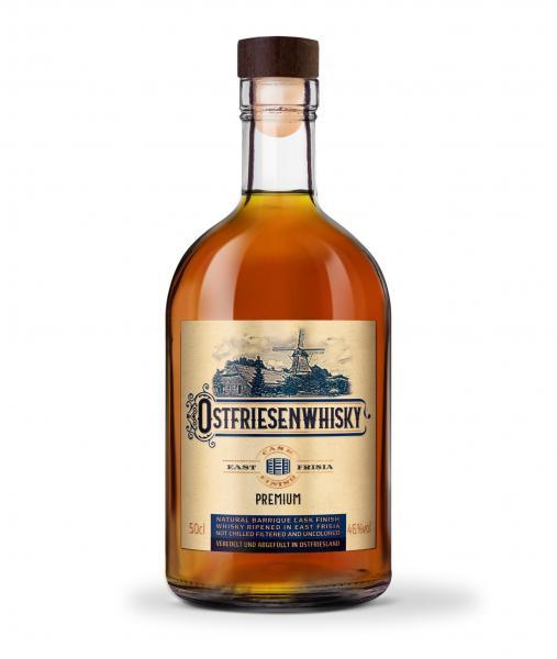 Friesenwhisky Ostfriesenwhisky Premium