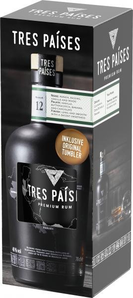 Tres Países Premium Rum