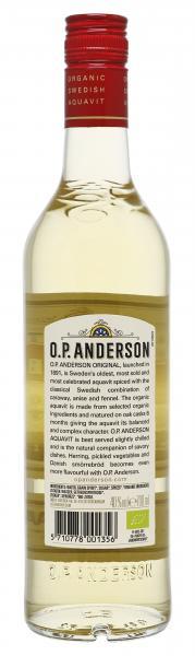 O.P. Anderson Aquavit Original