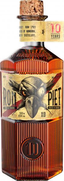 Ron Piet XO 10 Anos