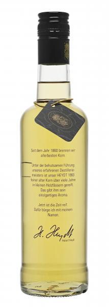 Heydt 1860 Alter Korn Fassgelagert