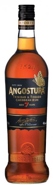 Angostura Caribbean Rum Trinidad & Tobago 7 Years
