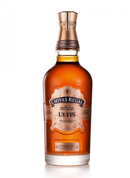 Chivas Regal Ultis Blended Malt Scotch Whisky 40%