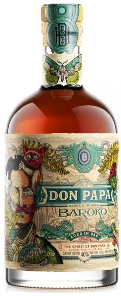Don Papa Baroko Brauner Rum