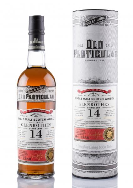 Glenrothes Single Malt Scotch Whisky 14 Years