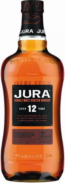 Jura Single Malt Scotch Whisky 12 Years