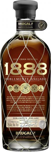 Brugal 1888 Ron Gran Reserva