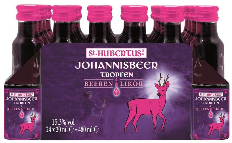 St. Hubertus Johannisbeer Tropfen