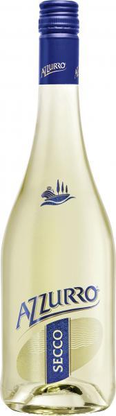 Azzurro Secco Vino Frizzante trocken