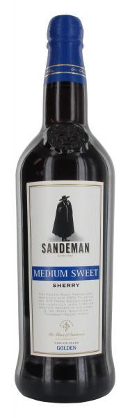 Sandeman Sherry medium sweet