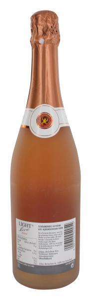 Light Live Rosé alkoholfrei trocken
