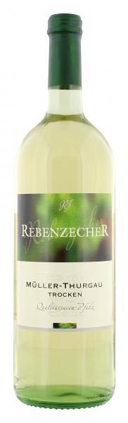 Rebenzecher Müller-Thurgau Weißwein trocken