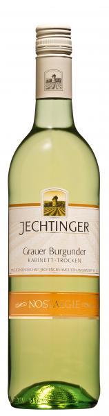 Jechtinger Grauer Burgunder Nostalgie