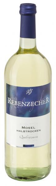 Rebenzecher Mosel Weißwein halbtrocken