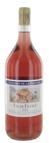 Edouard de la Brévière Vin De France Rose