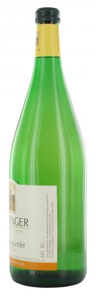 Jechtinger Grauer Burgunder Weißwein trocken