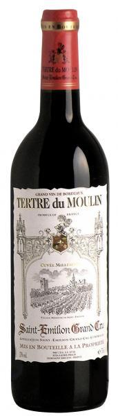 Tertre Du Moulin Saint-Emilion Grand Cru Rotwein trocken
