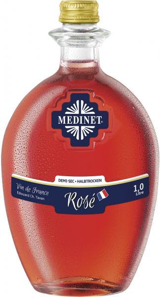 Medinet Rosé halbtrocken