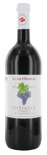 Lenz Moser Zweigelt Rotwein trocken