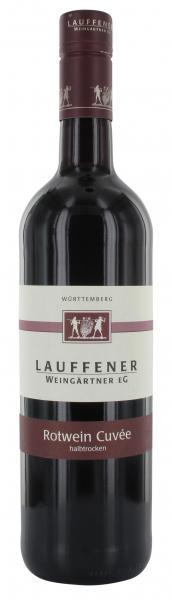 Lauffener Cuvée Rotwein halbtrocken