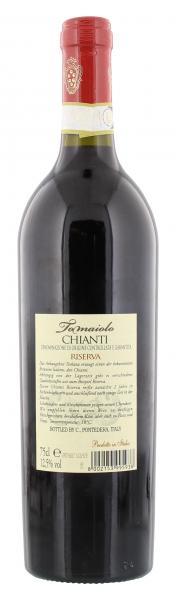 Tomaiolo Chianti Riserva Rotwein trocken