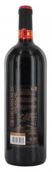 Grand Sud Grenache Rotwein lieblich