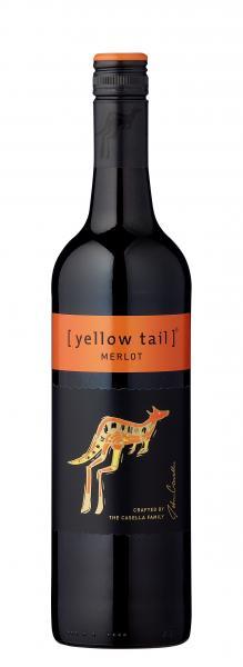 Yellow Tail Merlot Rotwein halbtrocken
