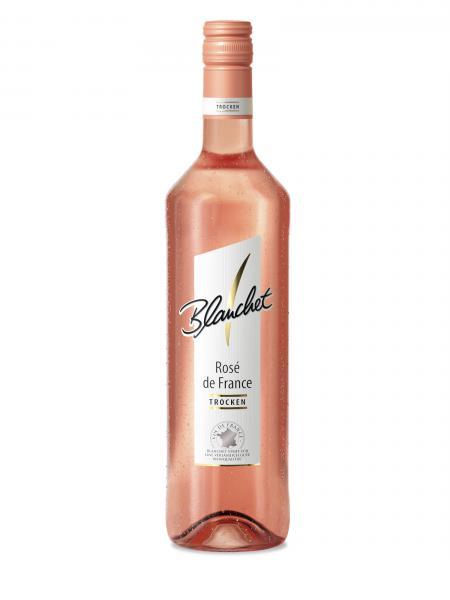 Blanchet Rosé de France Roséwein trocken