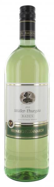 Heinrich Hansjakob Müller-Thurgau