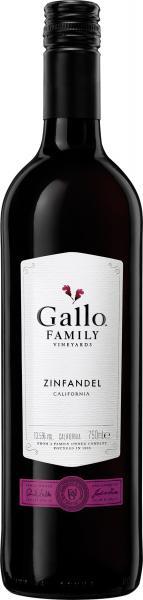 Gallo Family Vineyards Zinfandel Rotwein feinherb