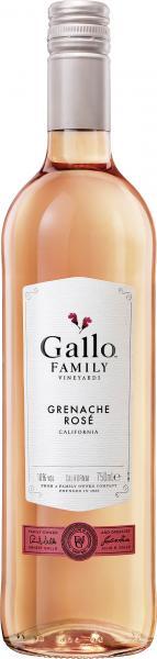 Gallo Family Vineyards Grenache Roséwein fruchtig