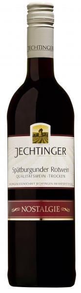Jechtinger Spätburgunder Rotwein trocken