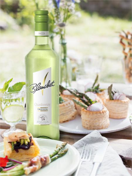 Blanchet Chardonnay Weißwein trocken