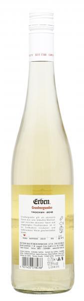 Langguth Erben Grauburgunder Weißwein trocken