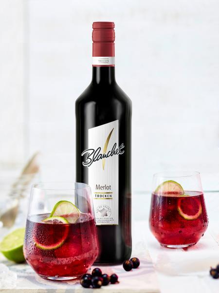 Blanchet Merlot Rotwein trocken