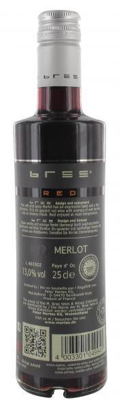 Bree Merlot Rotwein trocken