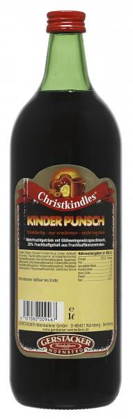 Gerstacker Christkindles Kinderpunsch mit 10 Vitaminen