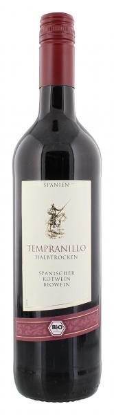 Weinkellerei Einig-Zenzen Tempranillo Rotwein halbtrocken