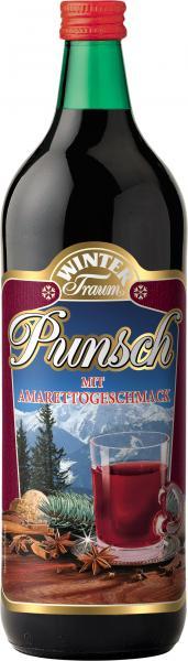 Gerstacker Wintertraum Punsch mit Amarettogeschmack