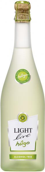 Light Live Hugo alkoholfrei