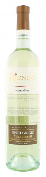 Riondo Monte Forte Pinot Grigio Weißwein trocken