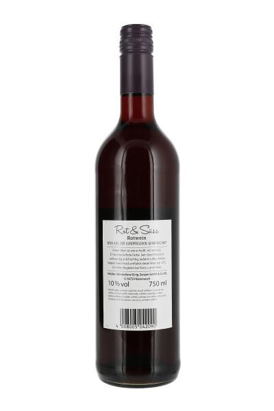 Weinkellerei Einig-Zenzen Rotwein süß